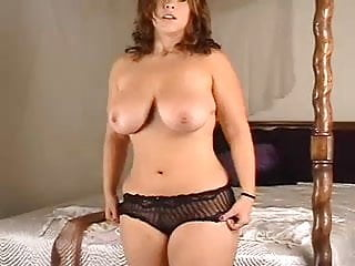 Porn videos of chubby woman Chubby woman lingerie show