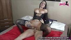 Tinka Belle Userdate - Echtes Sexdate mit deutscher amateur