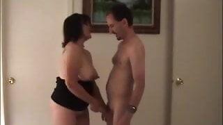 Molly Mormon fucks and sucks her pastor