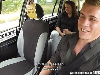Best female orgasm slutload Czechtaxi multiple female orgasm in the backseat