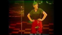 THE STAG & HEN VIDEO NIGHT  (UK 1981) pt 2 striptease drag