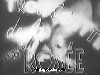 Vintage barn lumer - Awesome babe masturbating in the barn 1930s vintage