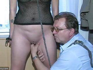 extreme slave girl for sadistic pervert couple