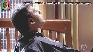 Nanda Costa, Carolina Dieckmann - Salve Jorge - lioncaps 19
