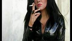 Lucy K Smoking