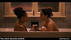 Celebrities Nude & Sex Scenes From The L Word: Generation Q
