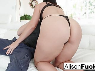 Teen takes first massive dick - Sexy alison tyler takes on massive dick from bruce venture