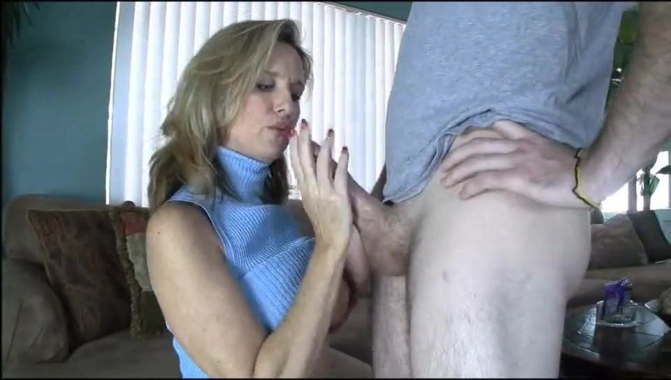 Gf Gives Blowjob Handjob