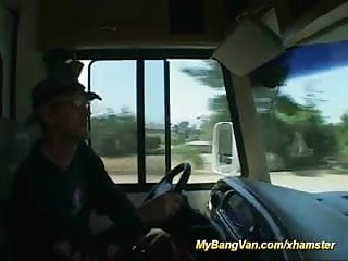 College fuck bangs Bang bus fuck