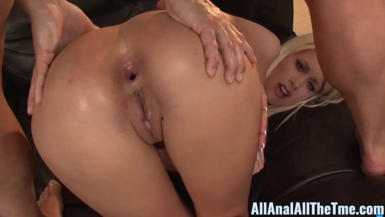 Riley Jenner Anal Creampie