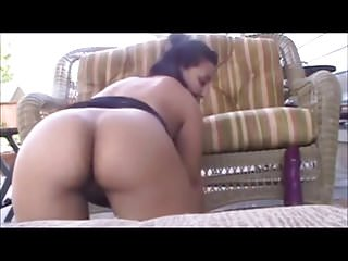 Challenge milf - Latina fucking the great american challenge dildo