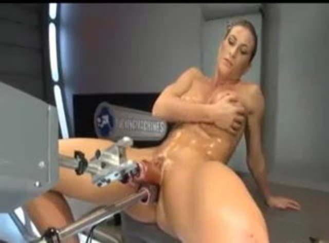 Squirting Orgasm Sex Machine