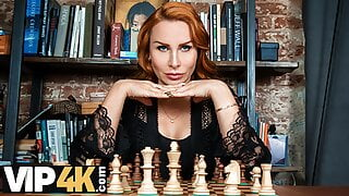 MATURE4K. Chess-ty mature gets screwed