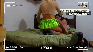 spy cam to my 18 year old stepdaughter
