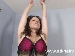 Andy hairy atk Hairy sativa verte wakes up horny and masturbates with toys