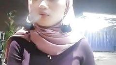 malay - awek tudung body padu