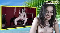 Reaction video with Turkish born teen Jasmin Babe