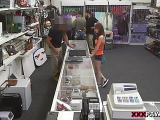 Hardcour xxx - Jenny gets her ass pounded at the pawn shop - xxx pawn