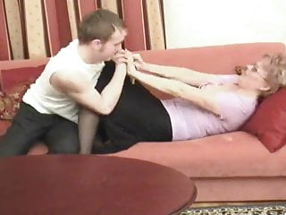 Hot russian mom fucking young boy Russian mom is fucked by her boy