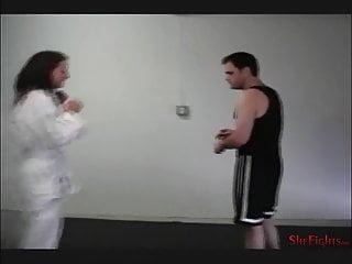 Bdsm extreme female crucifiction tube Rebeckah gi beatdown - extreme female domination