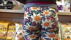 Tight Jeans Tiny Juicy Ass