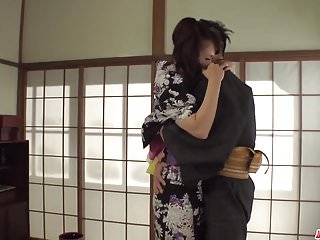Man licking girls tits - Naughty yui oba enjoys man licking and sucking her tits