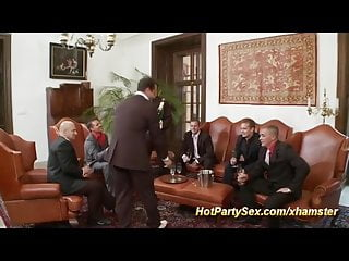 Gays party sex Hot party sex orgy