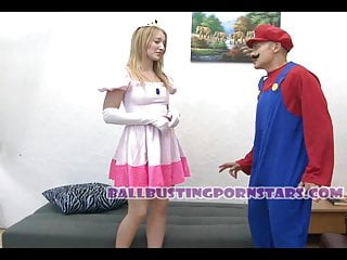 Bang brothers xxx Super mario brothers and princess peach xxx porn parody