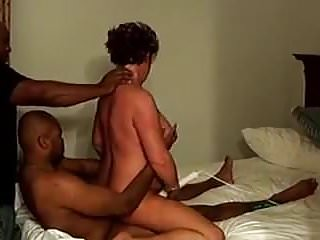 Gay mens kinky attire - Kinky wife in hotel room with two black men hubby filming