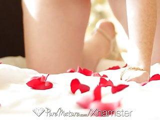 Free mature valentines ecards Hd puremature - brunette bella gets ready for valentine fuck