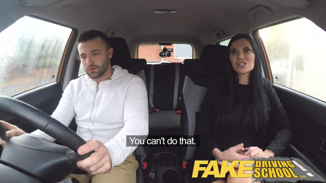 Fake Driving School Hairy