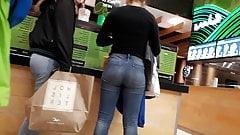 Butt Jeans Teen