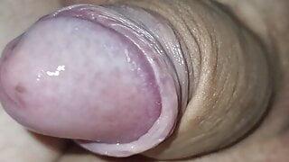 Tiny dick precum uncut