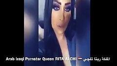 Arab Iraqi Porn star RITA ALCHI Sex Mission In Hotel