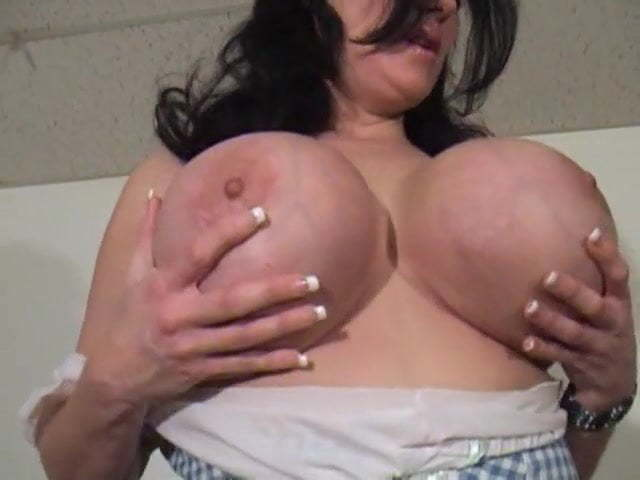 Bbw Huge Belly Stuffing