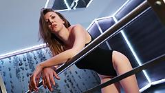Emylia Argan - Showering CzechCheeks.com