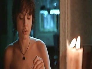 Nude angelina jolie in beowulf Angelina jolie - foxfire