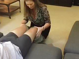 Female coworkers suck - Sucking coworkers cock