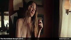 Minka Kelly all nude and sexy bikini scenes