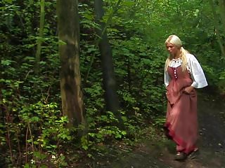 Naked soldiers videos Soldiers fuck blonde in forest