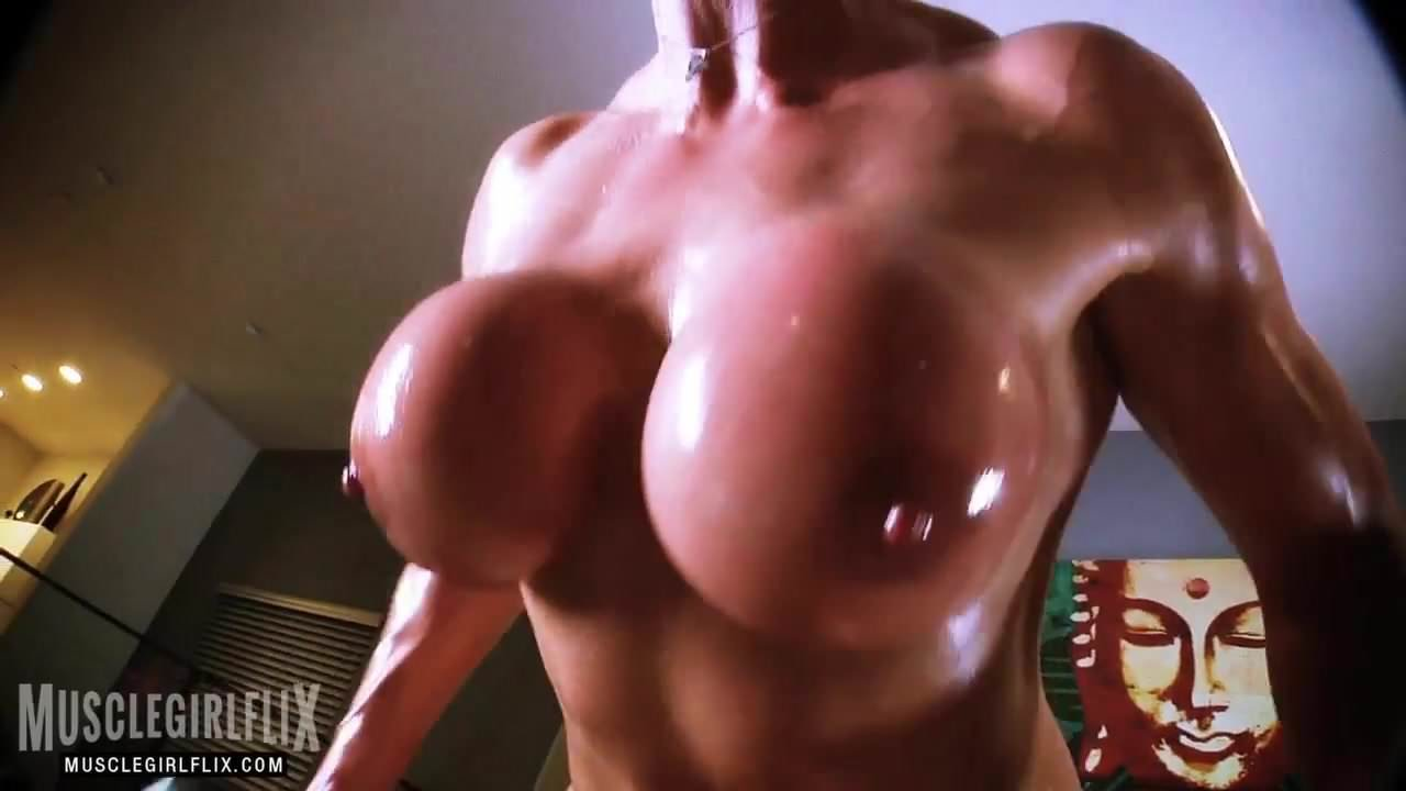 sexy muskel fitness frauen nackt