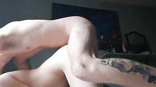 young trans gets dominated