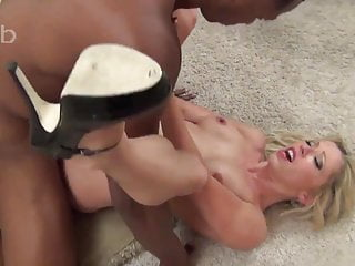 Blond cum inside - Blonde wife fucked cum inside by bbc