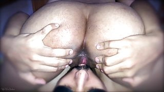 He Was Misbehaving So I Made Him Eat My Pussy - NoFaceIndian