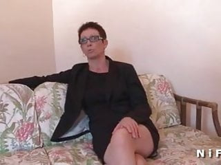 Matures and young fisting French mature cougar hard fucked and fisted
