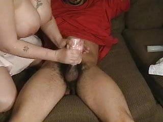Handjob and sex