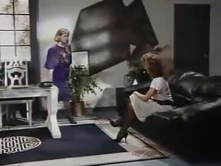 Movie vintage office sex Office lesbians in retro movie