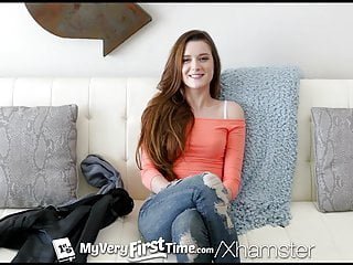 Her first anal camille torrent download - Myveryfirsttime - alex mae struggles with her first anal