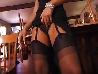 Nadia and direct sex British slut nadia in a solo scene on a table