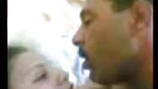 arab egyptian couple enjoy making a sex tape